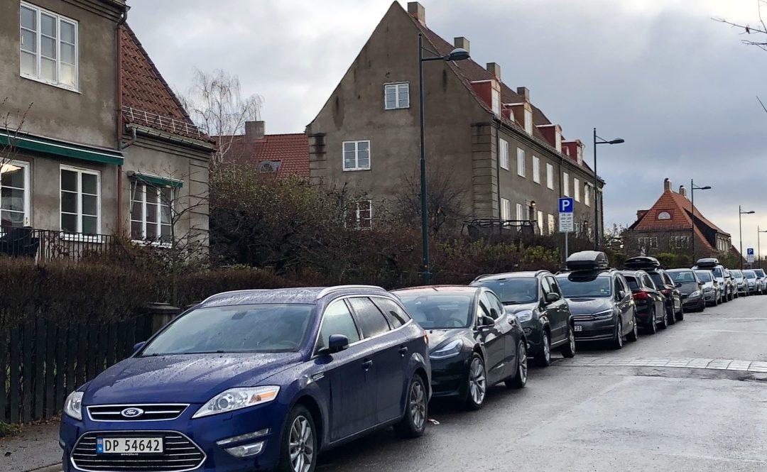 Gatene rengjøres fra 21. april