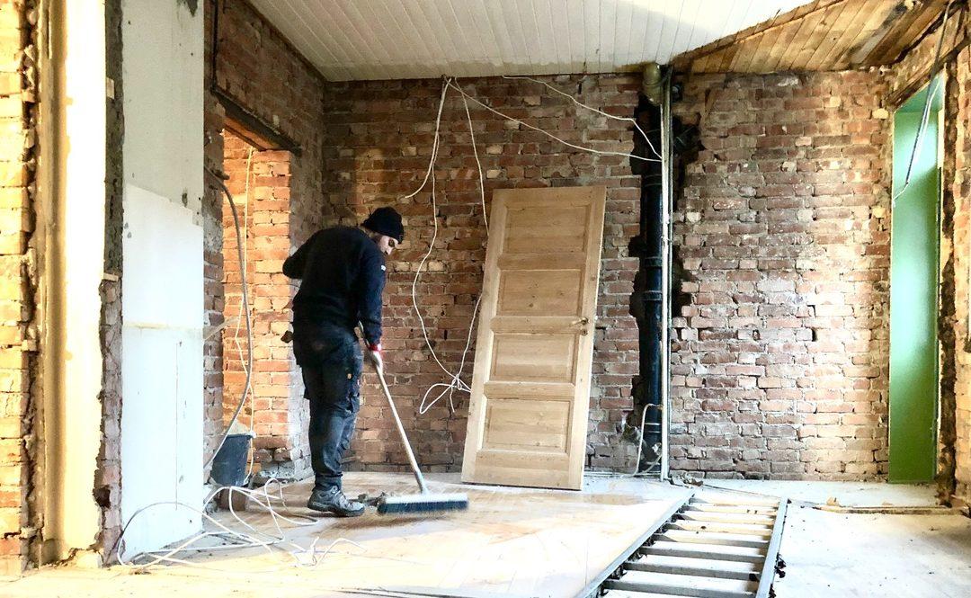 Ta hensyn til naboene ved renovering